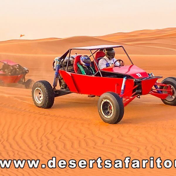dune buggy driving experience in Dubai