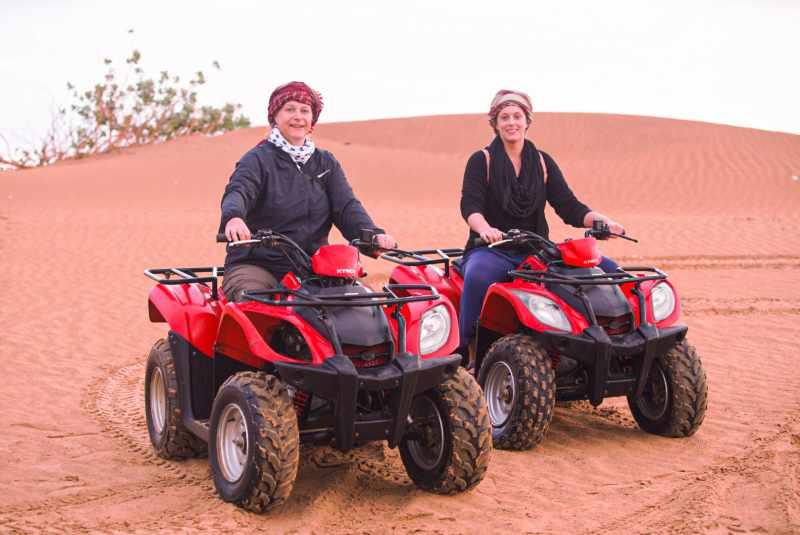 Dubai luxury desert experience