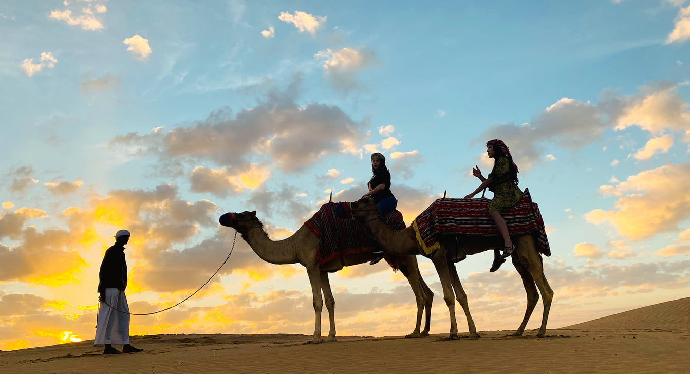Early Morning Desert Safari Dubai Tour
