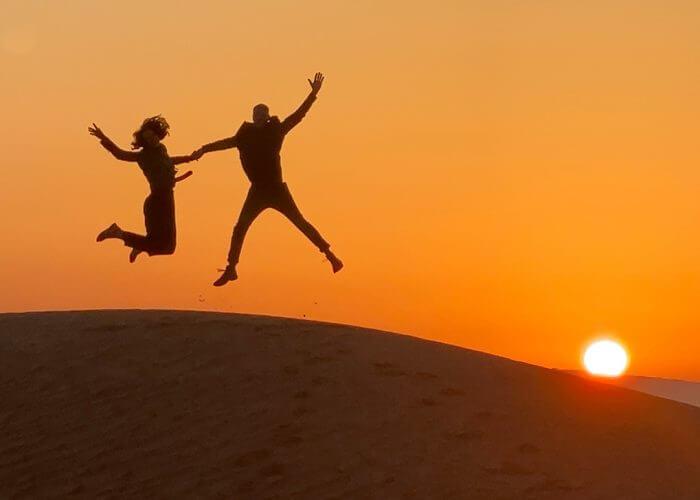 Sunrise Desert Safari Dubai