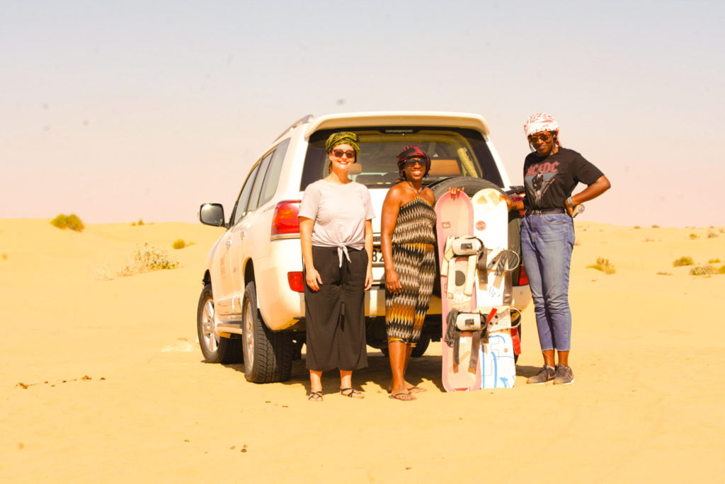Dubai Desert Safari with BBQ Lunch