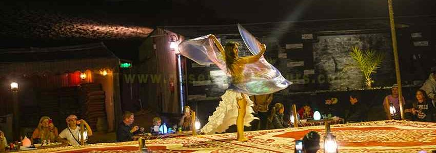 Best Desert Safari Dubai with Belly dance