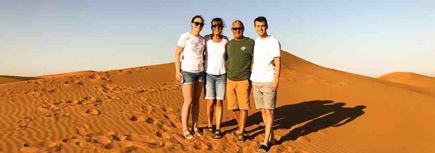 a plethora of desert safari Dubai