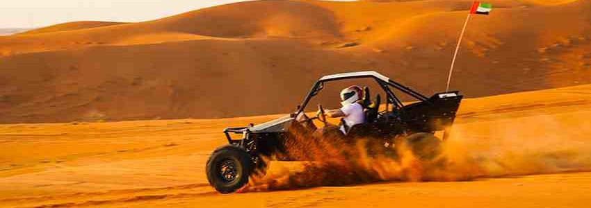 best dune buggy adventure in Dubai