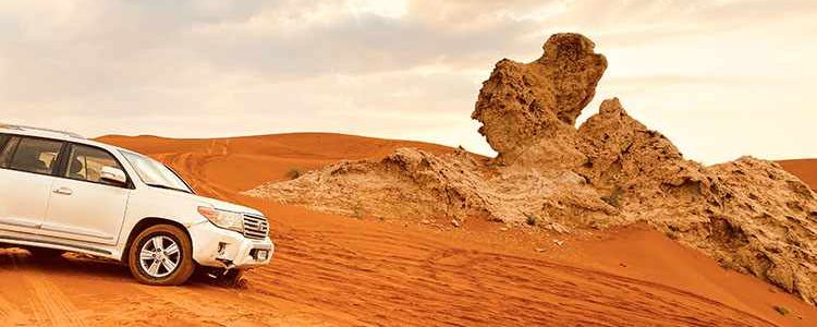 Most Authentic Evening Desert Safari In Dubai