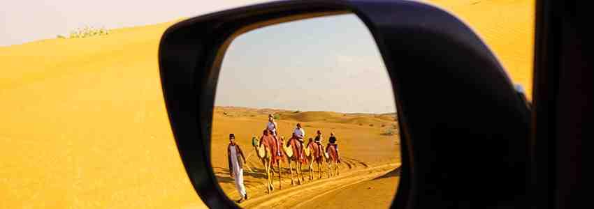 best desert safari in Dubai