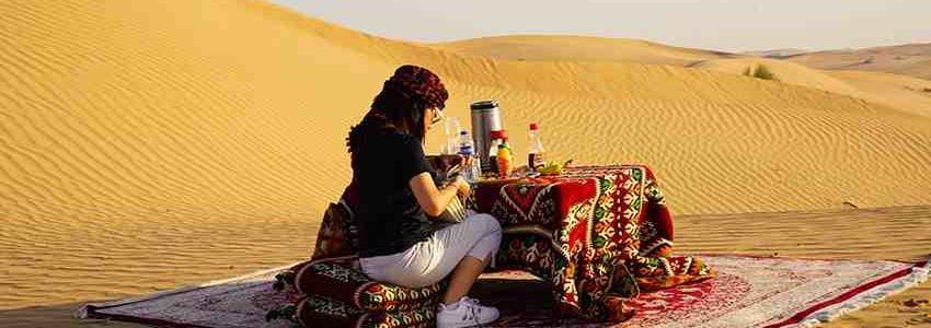 Best Private Customized Desert Safari