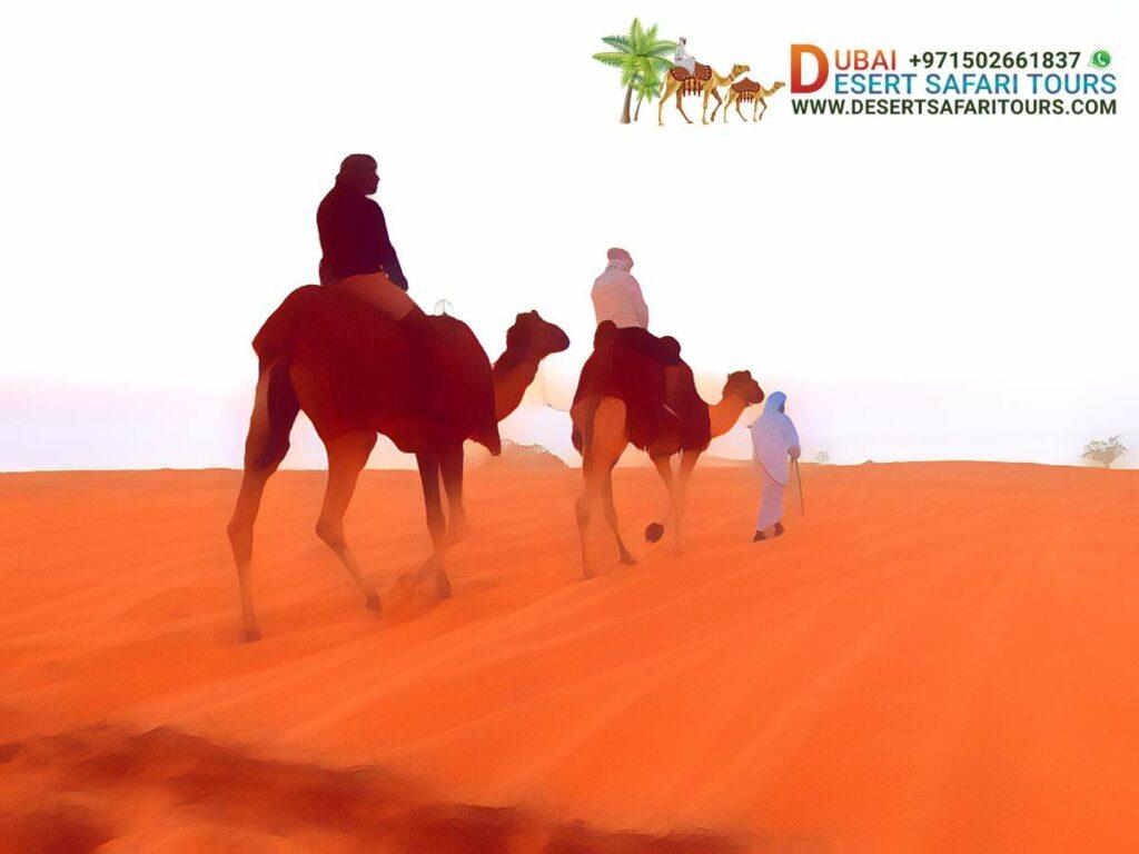 How much desert safari dubai cost
