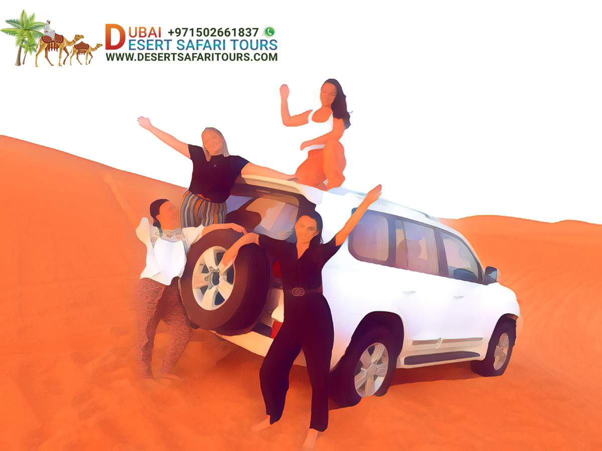 How much desert safari dubai cost