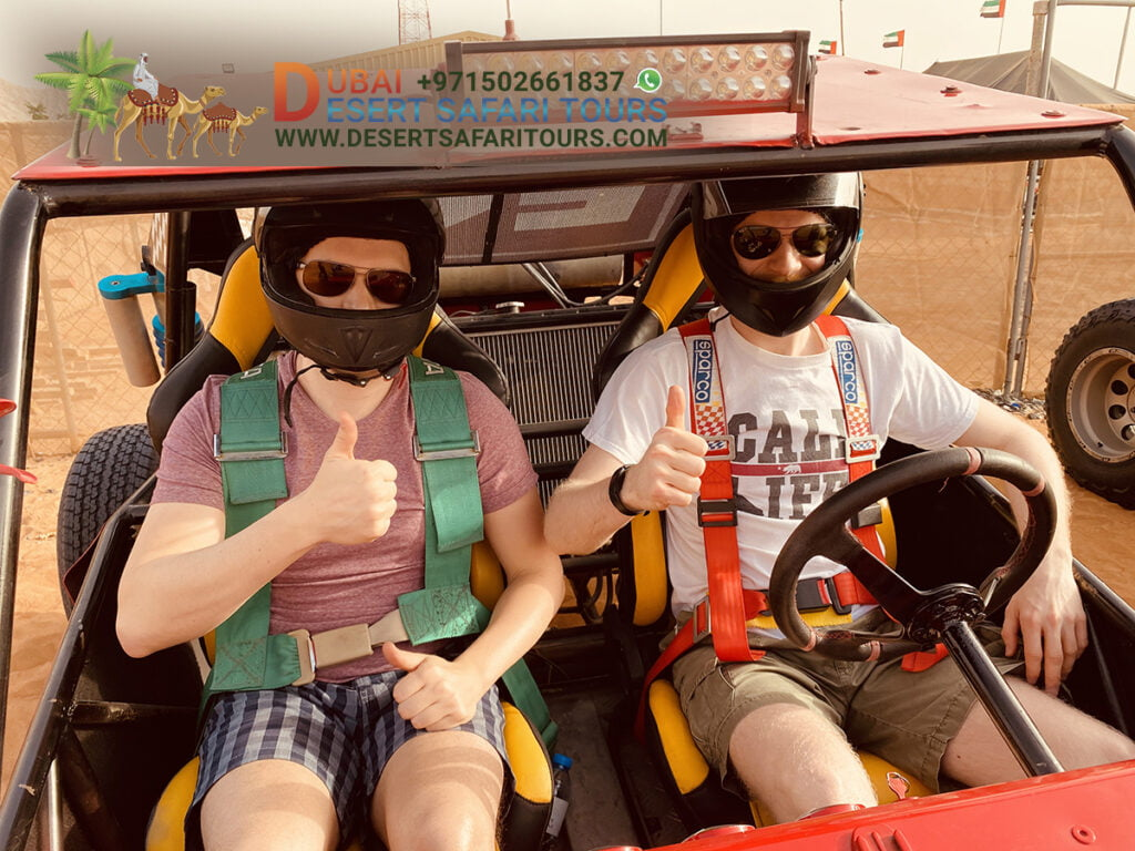 What happens in Desert Safari Dubai?