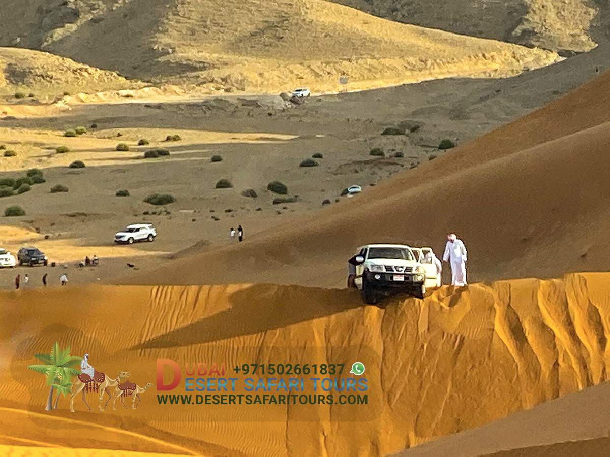 Which desert safari Dubai