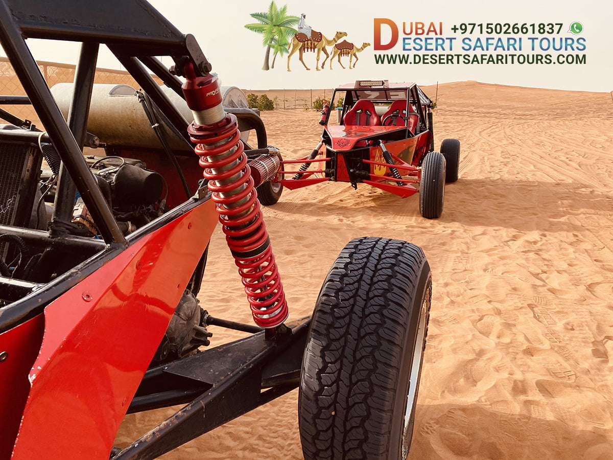 What happens in Desert Safari Dubai?
