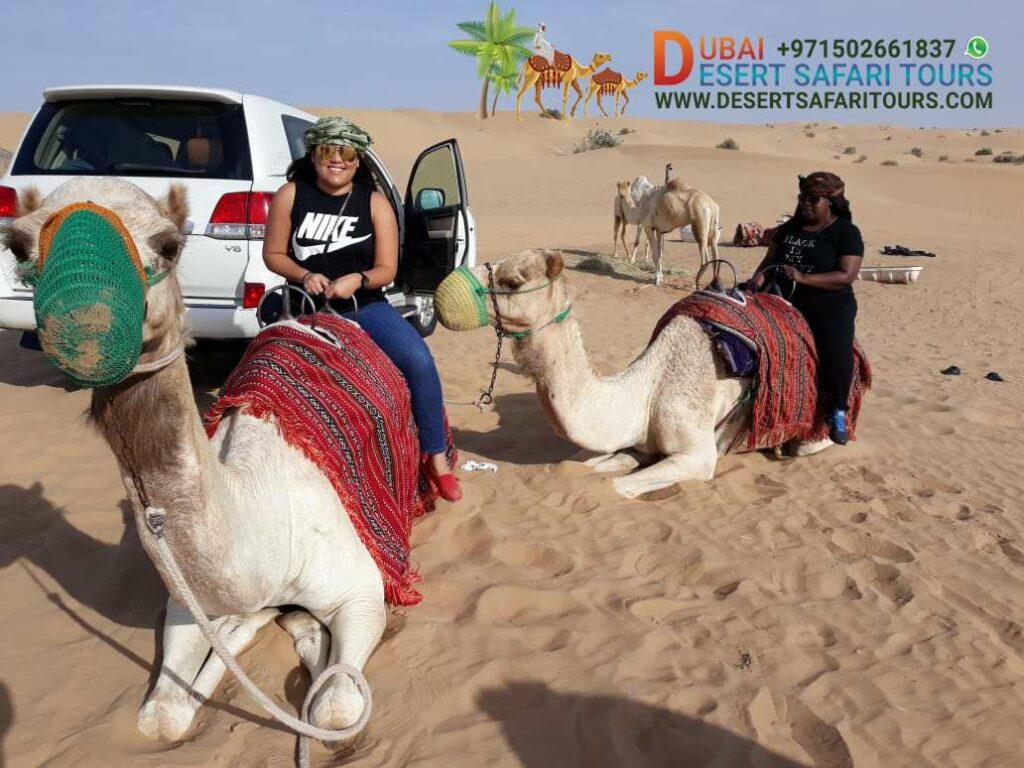 Incredible Desert Safari Dubai Tours At Morning Hours
