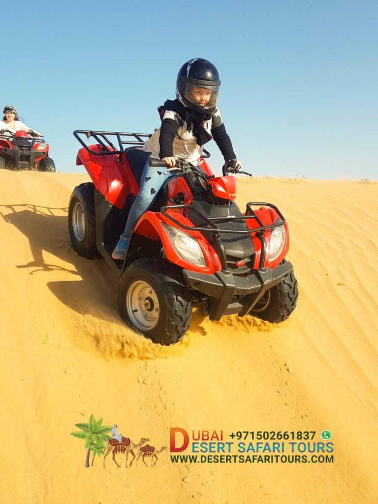 How to book desert safari Dubai?