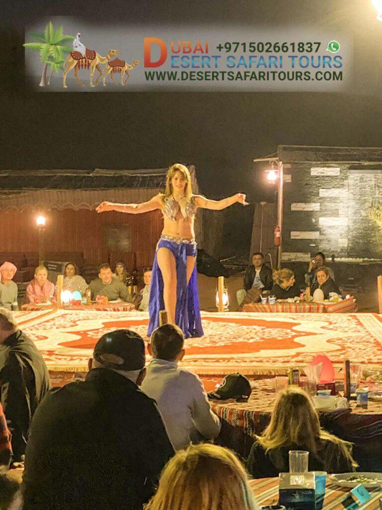 standard evening desert safari Dubai