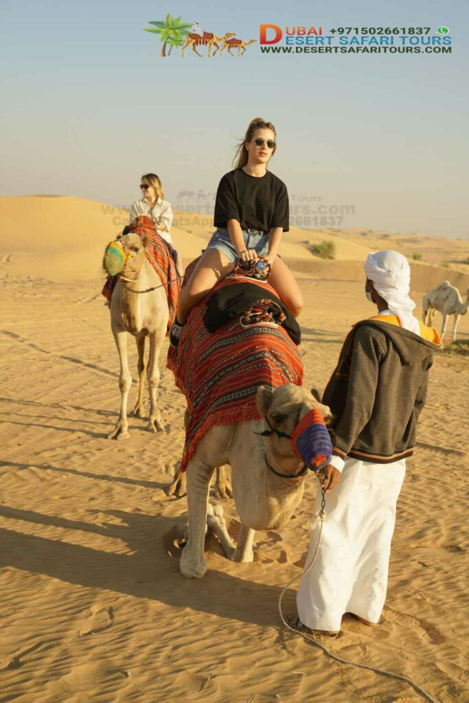 What is the best Desert Safari in Dubai? 4