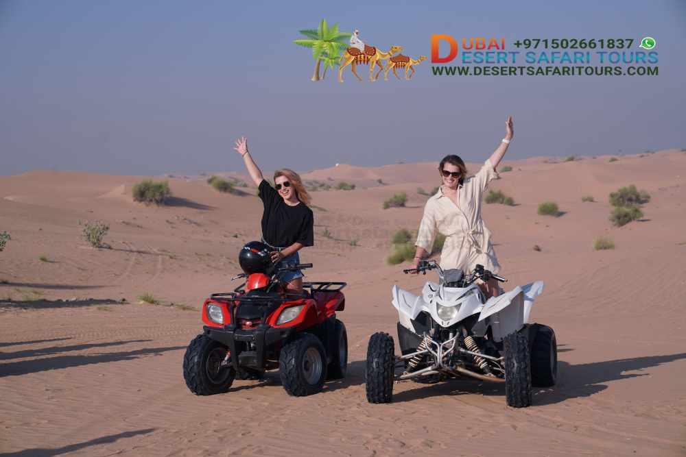 What is the best Desert Safari in Dubai? 3