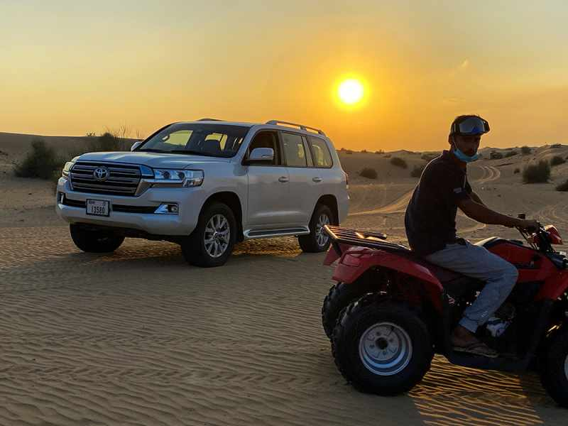 Arabian Nights Dream Desert Safari