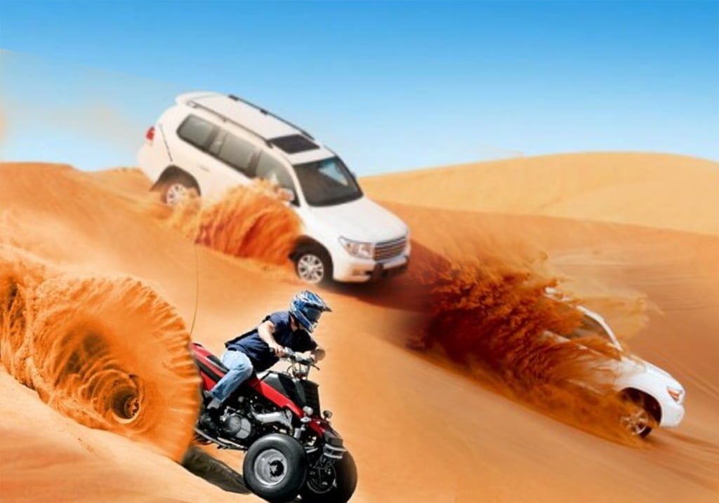 desert dubai safari deals