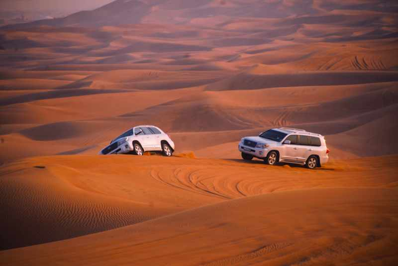 Things to do to Make Sunrise Morning Safari in Dubai the Best 1