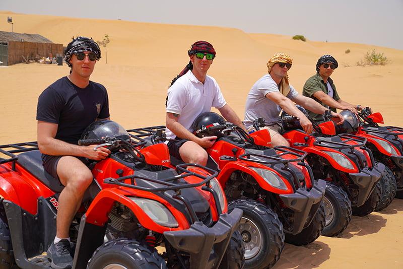 desert Dubai safari deals