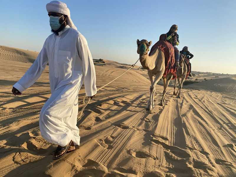 Why Should You Ride a Camel in Desert Safari Dubai