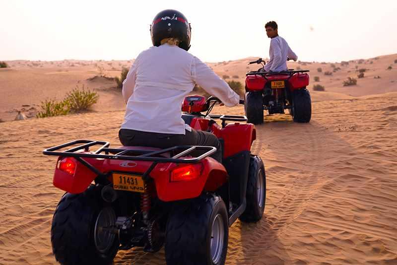 highly recommended dubai sunrise desert safari