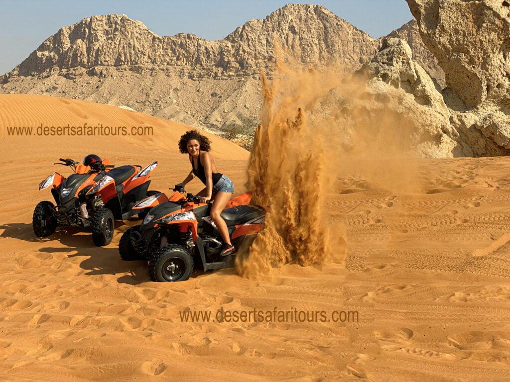 A Safe and Enjoyable Desert Safari Experience in Dubai. 1