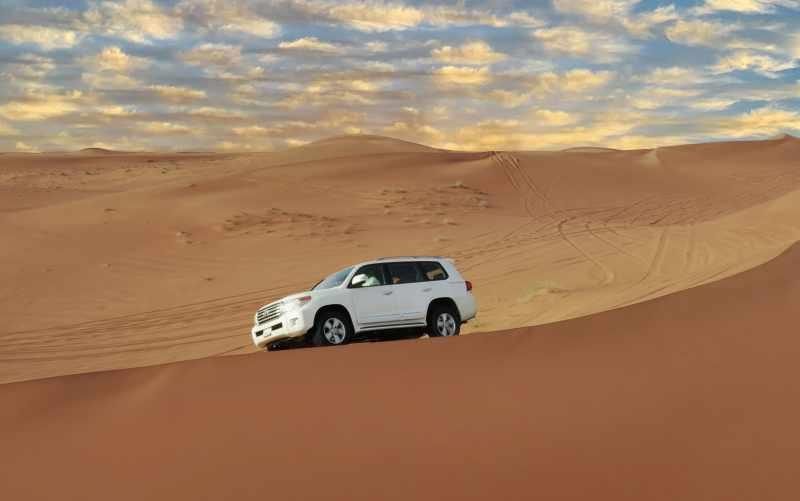 the great desert safari dubai tours