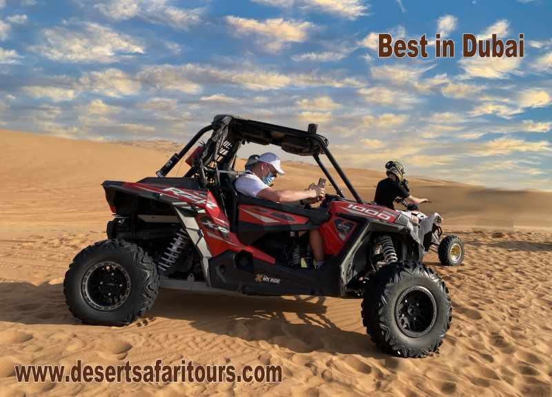The Great Desert Safari Dubai Tours 2