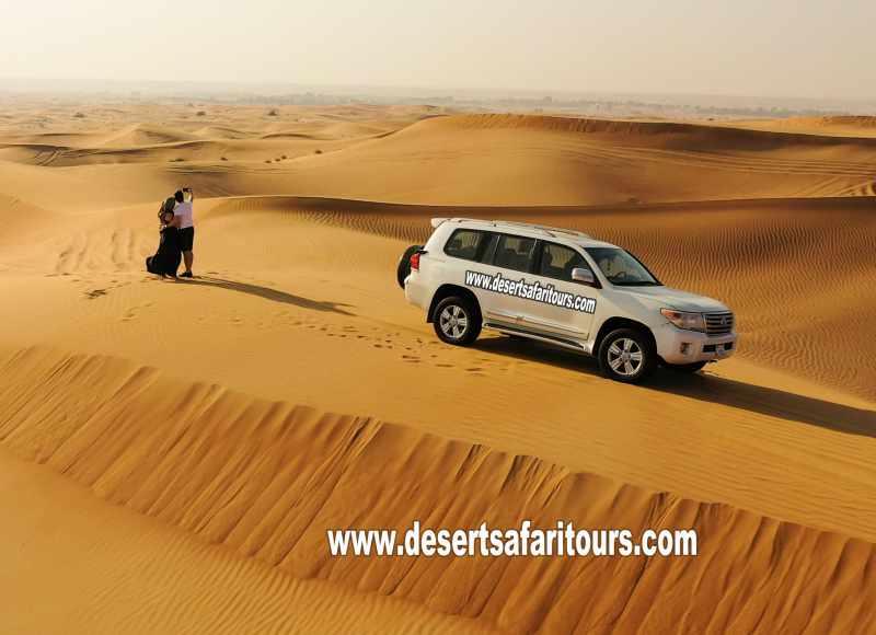The Great Desert Safari Dubai Tours 1