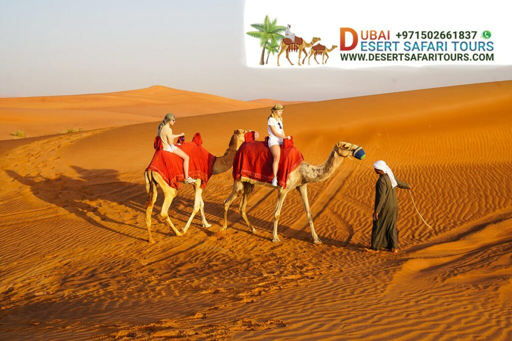 Sunrise Desert Safari Dubai – The Early Morning Surprise