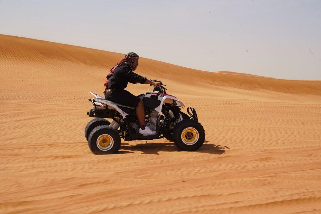 the great Dubai Desert Safari tours 2021